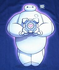 """Caring Companions"" Baymax Cube Men's Large Shirt Teefury"