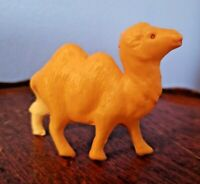"""Vintage celluloid camel 2.5"""" L x 2"""" T ~ Ray Rohr Cosmic Artifacts"""