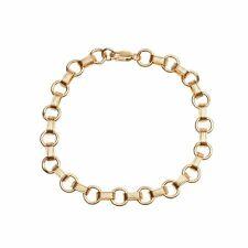Gold Lunar Bracelet
