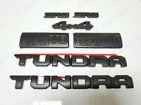 LUOWAN Fit for 2014-2019 Tu Blackout Emblem Overlays ABS Plastic PT948-34181-02
