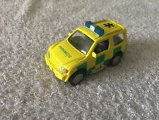 Hit Toy Mitsubishi Shogun Warrier 4 x 4 - Paramedic