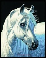 Pretty Horse - Counted Cross Stitch Patterns/Kits - Color Symbols Charts
