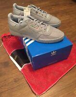 *MINT CONDITION* Adidas Yeezy Powerphase Calabasas Grey Size 11