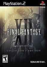 Final Fantasy XII Collector's Edition GameStop Exclusive Sony PlayStation 2 2006