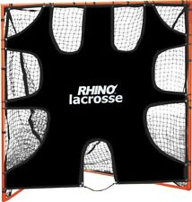 Champion Sports Rhino Lacrosse 6'x6' Heavy Duty Shooting Goal Target, w 9 Zones