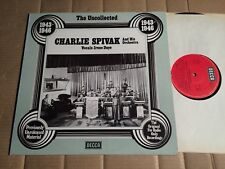 Charlie Spivak and his orchestra-Vocals: Irene Daye-The RACCOLTI-LP