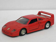 Ferrari F 40 in rot, ohne OVP, M.C.Toy, 1:39 mit Pullback-Funktion