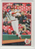 2009 Topps Baseball Saint Louis Cardinals Team Set