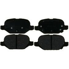 Disc Brake Pad Set-Ceramic Disc Brake Pad Rear 14D1569CH fits 12-17 Fiat 500