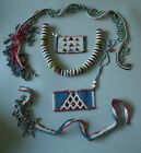COLLECTION OLD ANTIQUE SOUTH AFRICAN TRIBAL ART ZULU XHOSA BEADWORK W PROVENANCE