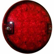 PEREI LED REAR FOG LIGHT LAMP RED ROUND 140mm RF800LED 24V