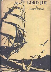 Joseph Conrad Lord Jim Doubleday Doran Malay Edition DJ&HC 1929