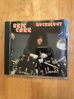 Eric Carr Rockology US CD Out Of Print