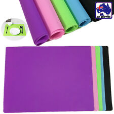 30x40cm Silicone Oven Bake Sheet Mat Liner Clay Pastry Rolling Mousepad HKCU700