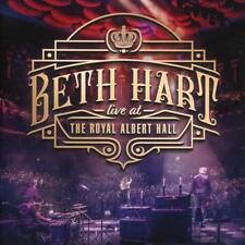 BETH HART - LIVE AT THE ROYAL ALBERT HALL  2 CD NEU