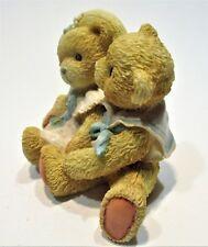 Cherished Teddies Heidi and David - Special Friends 1992  910708 Enesco