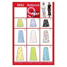 Butterick B5431 Misses' Petite Skirt by Spotlight 18 / 22