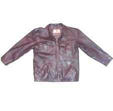 Sand Soil Designer Mens Leather Jacket