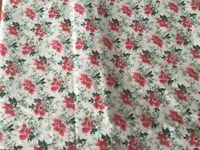 Forever Florals Floral Print on Yellow Background100% cotton Fabric by Southseas