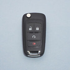 OEM GM BUICK 13-18 ENCORE FLIP KEY KEYLESS REMOTE START FOB TRANSMITTER 13585814