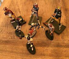 McFarlane Tom Brady, Roethlisberger, Tomlinson, Favre Loose Figure Lot 7 2002-08