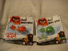 Angry Birds Speedsters Set of 2 Red & The Pigs