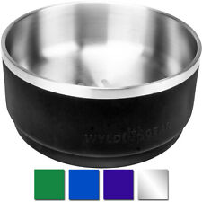 Wyld Gear 58 oz. Insulated Stainless Steel Dog Bowl