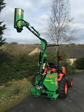 Hedge Cutter - reach mower / side arm flail mower for tractors - Frontoni 350