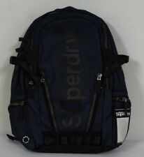 152be74f75bbf Superdry M91006JR 11S Mens Silver Tarp Polyester Carry Bag Backpacks Navy