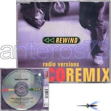 "VASCO ROSSI ""REWIND"" RARO CDsingolo 1999 - MOLELLA"