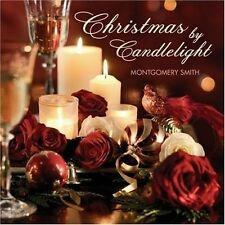 Christmas By Candlelight - Montgomery Smith - Saxophone (CD 2007) New/Sealed