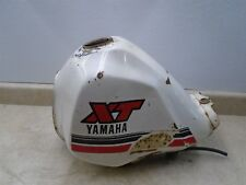 Yamaha 600 XT XT600 Used Gas Fuel Tank 1984 #MS