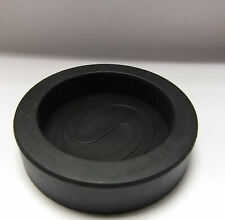 New Black Thick Barista Cafe Coffee Silicon Rubber Tamper Stand Mat All Sizes