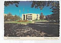 University of Charleston Charleston West Virginia postcard 1985 24111990