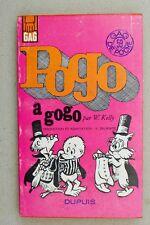 GAG POCHE Dupuis 59 Pogo à gogo Kelly TBE