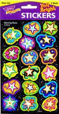 Hoja De Estrellas Brillante Brillante Profesor Pegatinas Recompensa Niños
