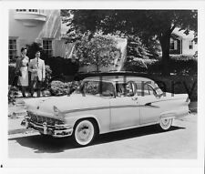 1956 Ford Customline Fordor, Factory Photo (Ref. # 42535)