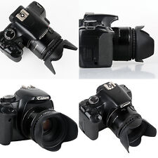 55MM Flower Lens Hood For Nikon D5500 D5300 D3300 D750 & Sigma 55-200mm 50-200mm