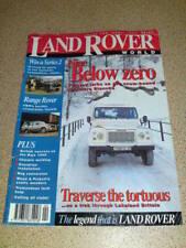 LAND ROVER WORLD - 9 BELOW ZERO - April 1994 # 2