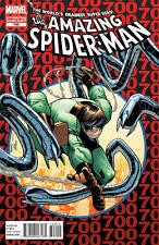 AMAZING SPIDER-MAN 700 2ND PRINT VARIANT DOC OCK RAMOS VARIANT COVER