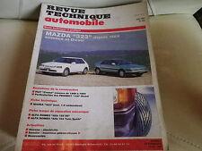 RTA 552 de 1993: MAZDA 323 depuis 89 essence et diesel Evolution FIAT CHROMA