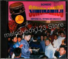 Sonido Sonoramico 21 Aniversario CD Cumbia Candela Sonidera La Bacana Kalamary