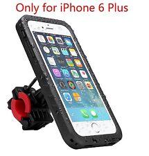 Bike Phone Handlebar Mount Holder Ip68 Waterproof Case Motorbike Iphone 6 Plus