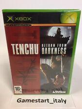 TENCHU RETURN FROM DARKNESS (XBOX) NUOVO SIGILLATO NEW SEALED PAL VERSION