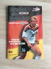 Panini EM 1996/ 96 Big Cards deutsche Nationalmannschaft komplett alle 12 Karten