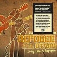 "SIERRA LEONE'S REFUGEE ALL STARS ""LIVING LIKE A..."" CD"