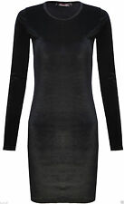 Unbranded Long Sleeve Tunic Regular Size Dresses for Women