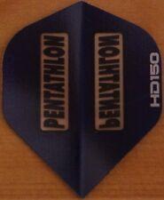Ensembles de 5 Bleu PENTATHLON HD 150 microns ailerons fléchettes