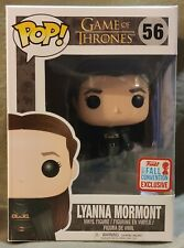 Funko Pop Game Of Thrones Lyanna Mormont 56 Exclusive