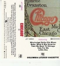 K 7 AUDIO (TAPE)  CHICAGO *MISSISSIPPI DELTA CITY BLUES*  (MADE IN U.S.A)
